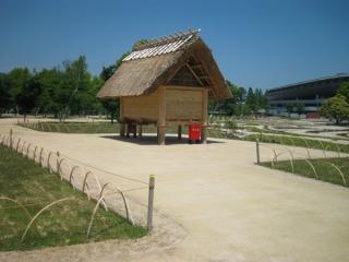 津島遺跡(岡山市)