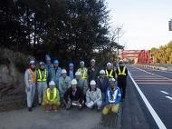国道30号伊達橋補修その2工事